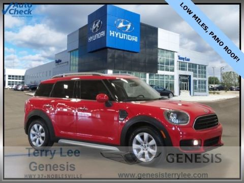 2019 MINI Cooper Countryman ALL4 Classic